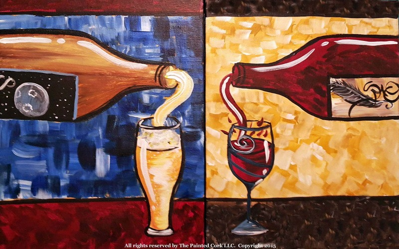 Beer or Wine ~ Your pick!