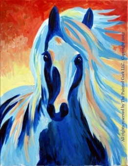 Folsom Family Room 7/17: Sapphire Stallion ~ SUMMER SPECIAL ~ ONLY $30! ~ All ages welcome!