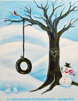 VIRTUAL CLASS 12/16: Winter Swing